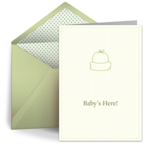 Baby Beanie card image