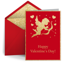 Cupid card image