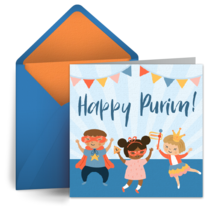 Purim Party card image