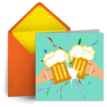 Best Friend Beers card image