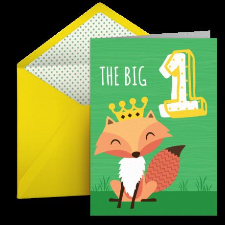 1st Birthday Friends Free 1st Birthday Ecard Greeting Card