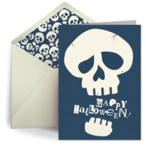 Laughing Skull card image