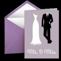 free wedding congratulations cards