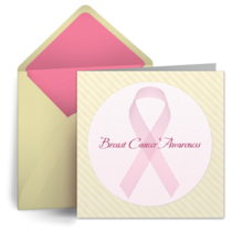 Pink Ribbon card image