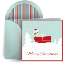 Christmas Delivery card image
