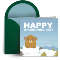Groundhog card image