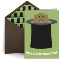 Official groundhog day cards free groundhog day ecards greeting gallery card placeholder 210x210 m4hsunfo Choice Image