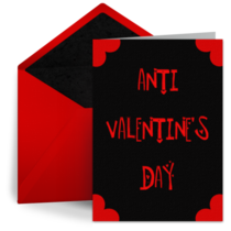 Anti Valentineu0027s Day. Gallery Card Placeholder 210x210