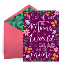 Tremendous Free Mothers Day Ecards Happy Mothers Day Cards Text Mothers Funny Birthday Cards Online Elaedamsfinfo