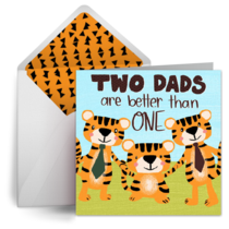 Two Dads card image